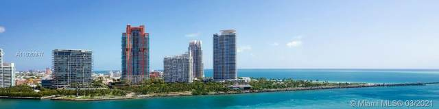 6800 Fisher Island 6803 PH-3, Miami Beach, FL 33109 (MLS #A11020947) :: The Jack Coden Group