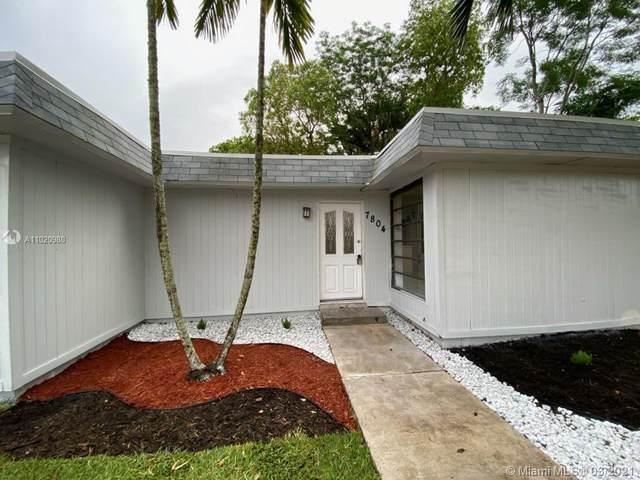 7804 NW 75th Ave, Tamarac, FL 33321 (MLS #A11020980) :: Prestige Realty Group
