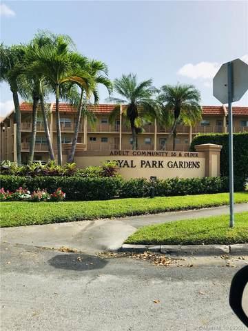 6570 Royal Palm Blvd 204J, Margate, FL 33063 (MLS #A11021043) :: Berkshire Hathaway HomeServices EWM Realty