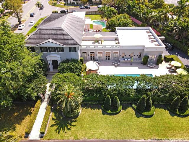 3014 Pine Tree Dr, Miami Beach, FL 33140 (MLS #A11021075) :: The Paiz Group