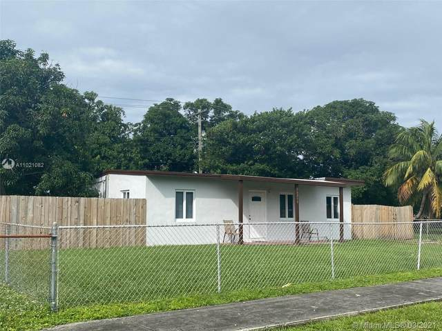 16210 NW 26th Ave, Miami Gardens, FL 33054 (MLS #A11021082) :: The Jack Coden Group