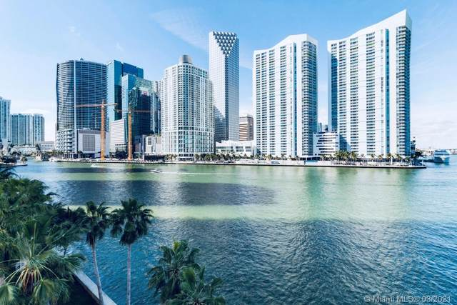 888 Brickell Key Dr #504, Miami, FL 33131 (MLS #A11021094) :: Team Citron