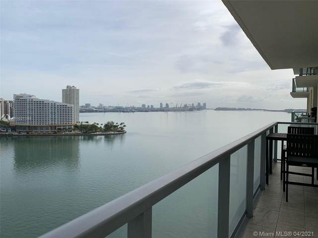 1155 Brickell Bay Dr #1806, Miami, FL 33131 (MLS #A11021144) :: Green Realty Properties