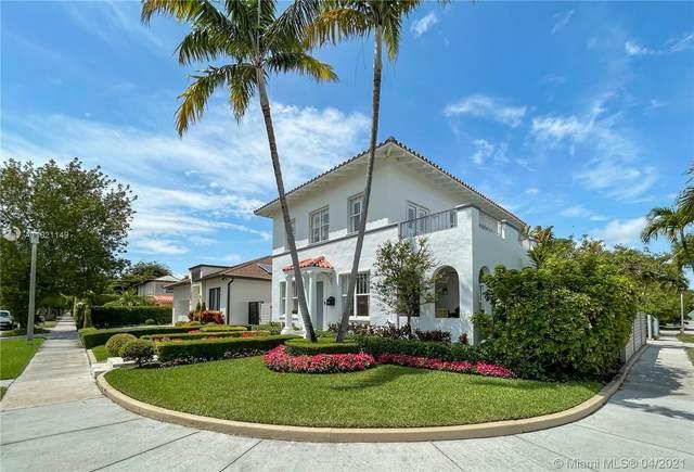 2301 SW 23rd St, Miami, FL 33145 (MLS #A11021149) :: The Paiz Group
