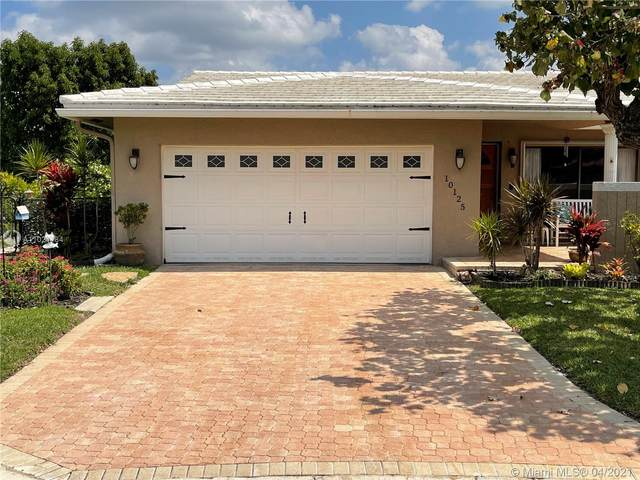 10125 NW 43rd St, Coral Springs, FL 33065 (MLS #A11021184) :: Castelli Real Estate Services