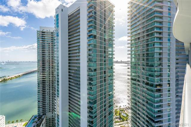 501 NE 31st St #3703, Miami, FL 33137 (MLS #A11021224) :: The Teri Arbogast Team at Keller Williams Partners SW
