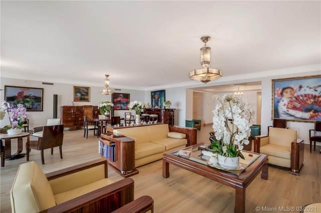 445 Grand Bay Dr #1011, Key Biscayne, FL 33149 (MLS #A11021269) :: Carole Smith Real Estate Team