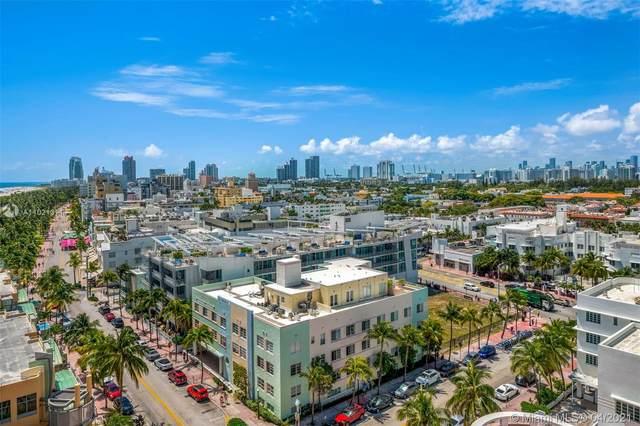 1500 Ocean Dr #1109, Miami Beach, FL 33139 (MLS #A11021311) :: The Howland Group