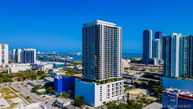 1600 NE 1st Ave #2809, Miami, FL 33132 (MLS #A11021352) :: Equity Advisor Team