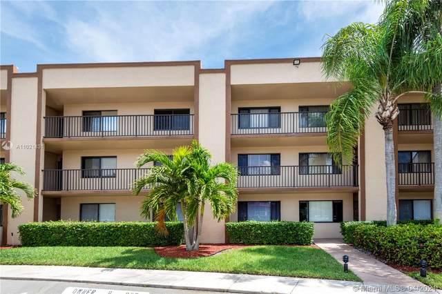 10430 E Clairmont Cir #210, Tamarac, FL 33321 (MLS #A11021431) :: ONE   Sotheby's International Realty