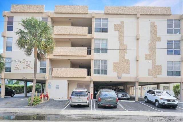 2420 Diana Dr #303, Hallandale Beach, FL 33009 (MLS #A11021498) :: Prestige Realty Group