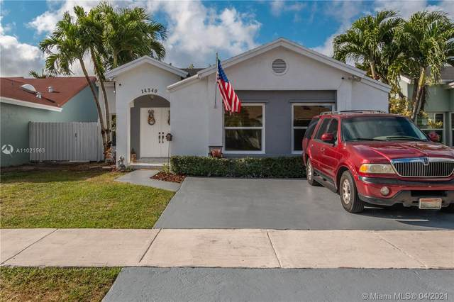 14340 SW 103rd St, Miami, FL 33186 (MLS #A11021563) :: Rivas Vargas Group