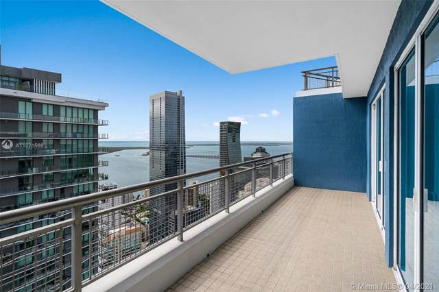 60 SW 13 Street #5010, Miami, FL 33130 (MLS #A11021566) :: The Howland Group
