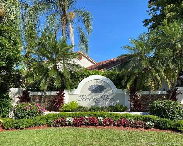 7376 S Pinewalk Dr S 43-10, Margate, FL 33063 (MLS #A11021598) :: Prestige Realty Group