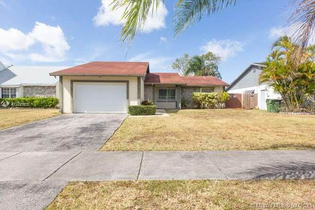 1277 S Fieldlark Ln, Homestead, FL 33035 (MLS #A11021608) :: The Riley Smith Group
