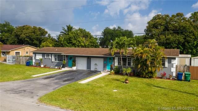 1521 NE 143rd St, North Miami, FL 33161 (#A11021686) :: Posh Properties