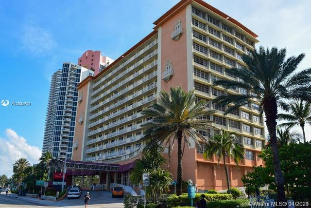 19201 Collins Ave #546, Sunny Isles Beach, FL 33160 (MLS #A11021714) :: The Riley Smith Group