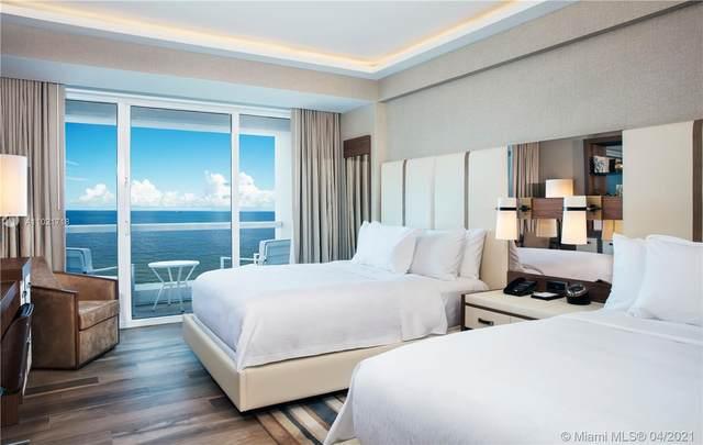 551 N Fort Lauderdale Beach Blvd #1215, Fort Lauderdale, FL 33304 (MLS #A11021718) :: Prestige Realty Group
