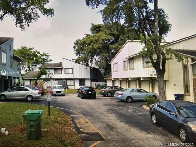 2144 NW 57th Ave 14-B, Lauderhill, FL 33313 (MLS #A11021735) :: The Rose Harris Group