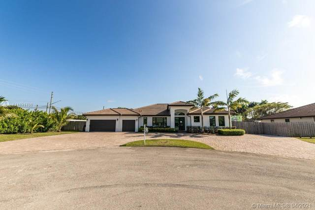 12702 SW 184th Ter, Miami, FL 33177 (MLS #A11021788) :: The Riley Smith Group