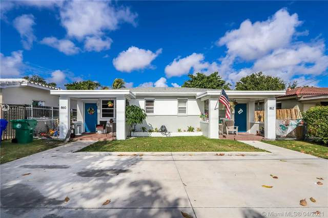 860 NW 31st Ave, Miami, FL 33125 (#A11021852) :: Posh Properties