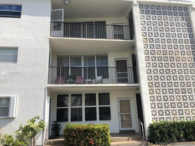 3177 S Ocean Dr #214, Hallandale Beach, FL 33009 (MLS #A11021863) :: The Paiz Group