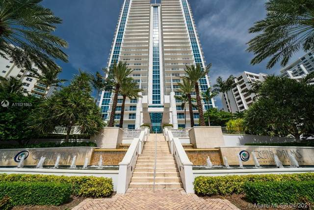 3101 S Ocean Dr #1004, Hollywood, FL 33019 (MLS #A11021865) :: The Riley Smith Group