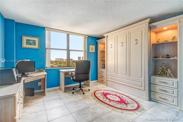 300 Three Islands Blvd #111, Hallandale Beach, FL 33009 (MLS #A11021867) :: ONE | Sotheby's International Realty