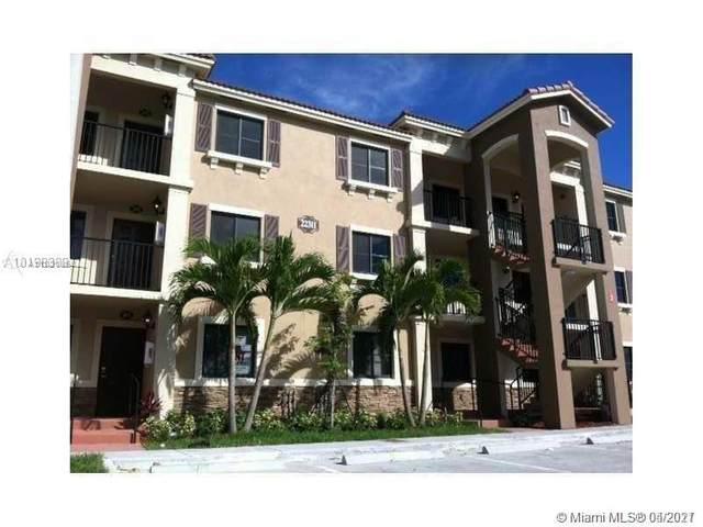 22311 SW 88th Pl 202-4, Cutler Bay, FL 33190 (MLS #A11021868) :: The Riley Smith Group