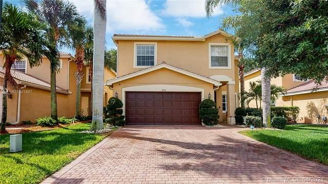 7856 Red Mahogany Rd, Boynton Beach, FL 33437 (MLS #A11021887) :: The Riley Smith Group