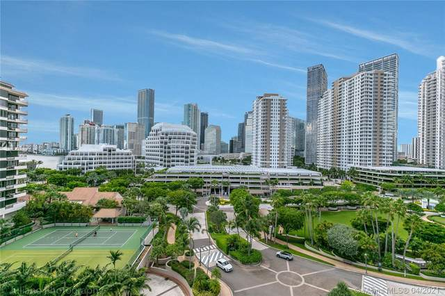 540 Brickell Key Dr #1111, Miami, FL 33131 (MLS #A11021948) :: ONE | Sotheby's International Realty