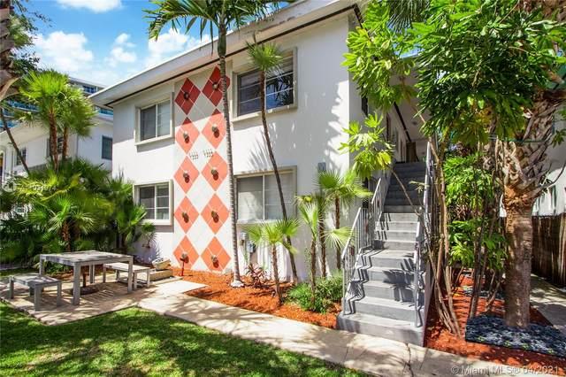 1335 15th St #5, Miami Beach, FL 33139 (MLS #A11021974) :: The Rose Harris Group