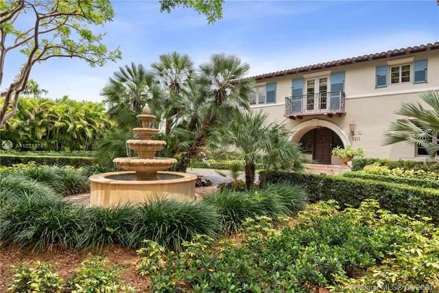 3211 Alhambra Cir, Coral Gables, FL 33134 (MLS #A11021976) :: Compass FL LLC