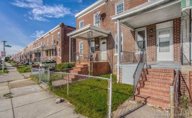 3402 Elmley Ave, Elmley Ave, MD 21213 (MLS #A11021979) :: The Jack Coden Group