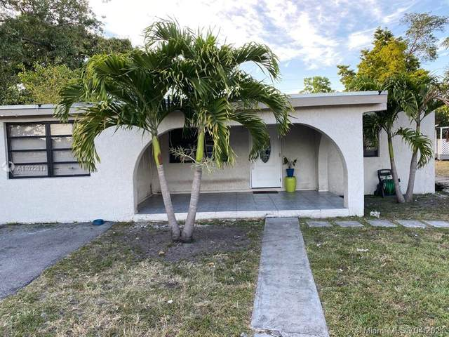 255 NW 181st St, Miami Gardens, FL 33169 (MLS #A11022013) :: The Jack Coden Group