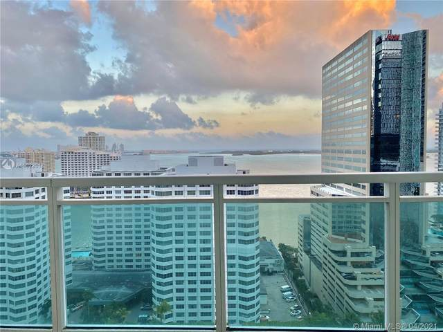 951 Brickell Ave #2206, Miami, FL 33131 (MLS #A11022018) :: The Howland Group