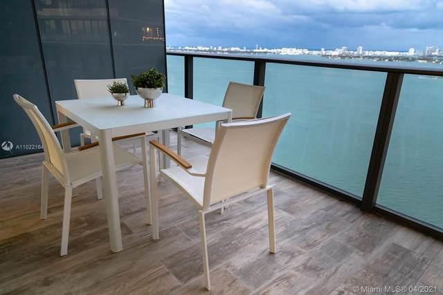 650 NE 32nd St #3204, Miami, FL 33137 (MLS #A11022164) :: Castelli Real Estate Services