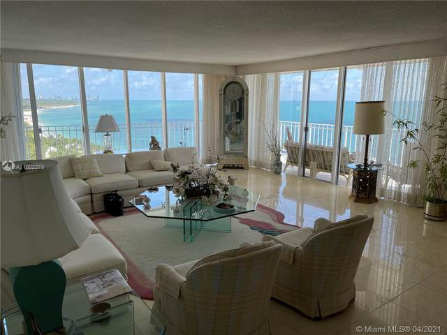 881 Ocean Dr 16H, Key Biscayne, FL 33149 (MLS #A11022215) :: United Realty Group