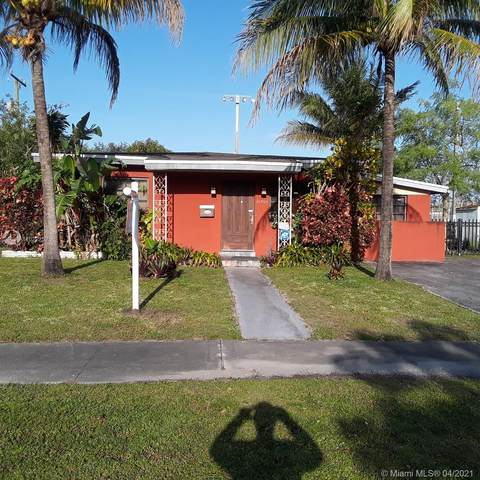 20600 NE 15th Ave, Miami, FL 33179 (MLS #A11022252) :: The Paiz Group