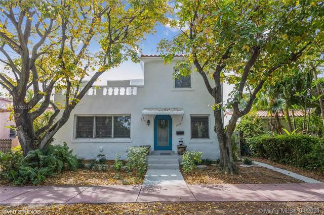 1584 Biarritz Dr, Miami Beach, FL 33141 (MLS #A11022274) :: The Jack Coden Group