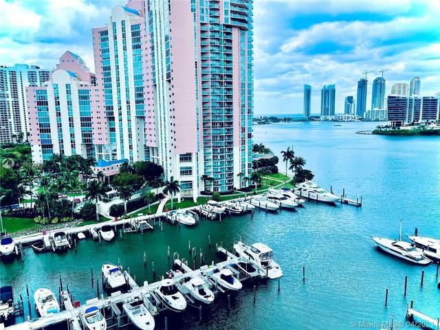 3340 NE 190th St #1208, Aventura, FL 33180 (MLS #A11022278) :: ONE | Sotheby's International Realty