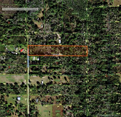 0 Brooks Ridge Rd, Frostproof, FL 33841 (MLS #A11022308) :: Berkshire Hathaway HomeServices EWM Realty