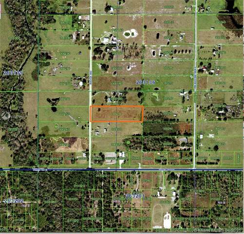 0 Ridge Rd Fort Meade, Frostproof, FL 33841 (MLS #A11022342) :: Berkshire Hathaway HomeServices EWM Realty