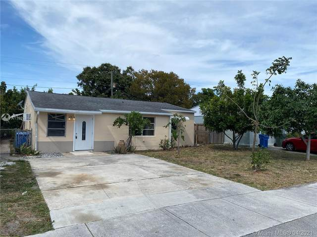 331 NW 52nd St, Oakland Park, FL 33309 (MLS #A11022414) :: The Jack Coden Group