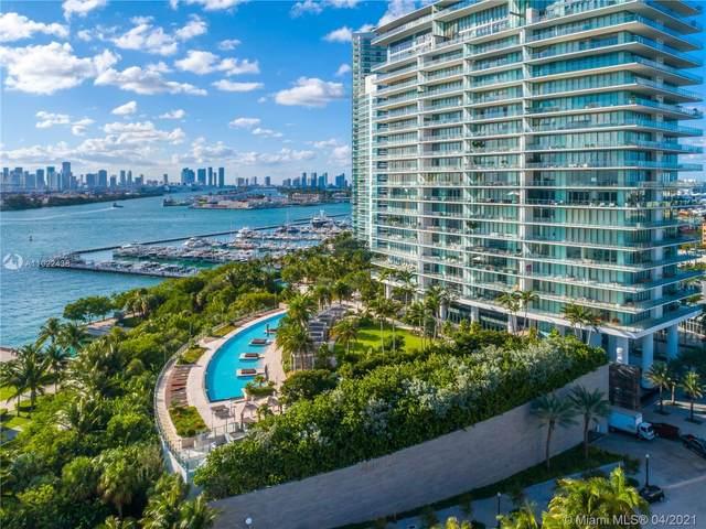 800 S Pointe Dr #502, Miami Beach, FL 33139 (MLS #A11022438) :: Compass FL LLC