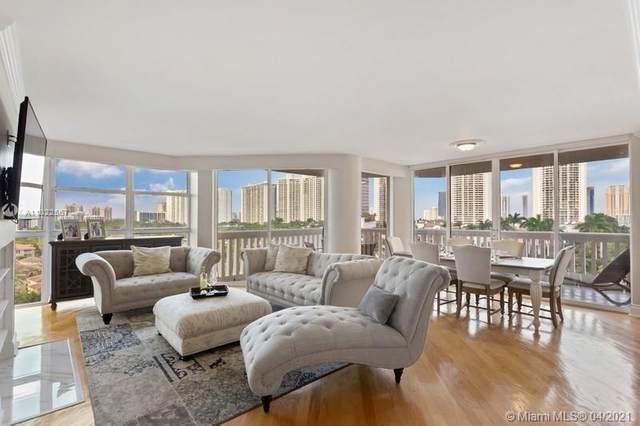 1000 Island Blvd #904, Aventura, FL 33160 (MLS #A11022567) :: Carole Smith Real Estate Team