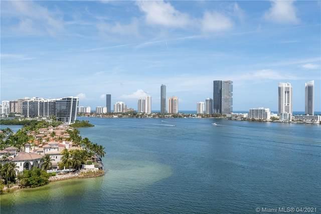 3000 Island Blvd #1203, Aventura, FL 33160 (MLS #A11022635) :: Green Realty Properties