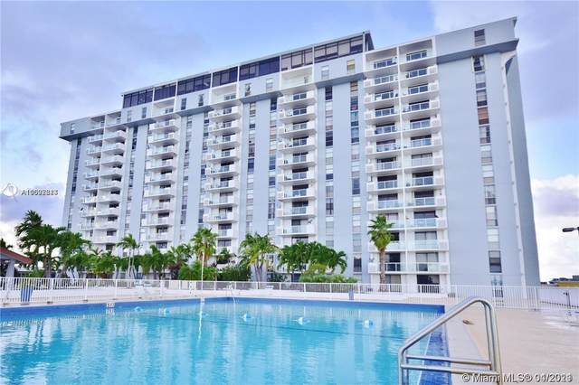 13499 Biscayne Blvd #1205, North Miami, FL 33181 (MLS #A11022643) :: The Teri Arbogast Team at Keller Williams Partners SW