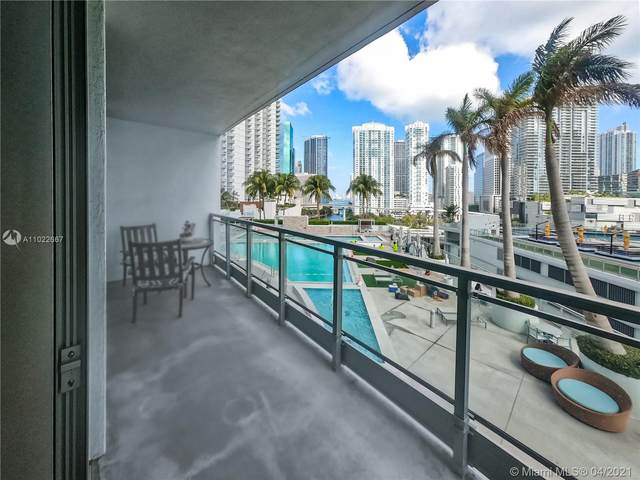 90 SW 3rd St #1114, Miami, FL 33130 (MLS #A11022667) :: Team Citron