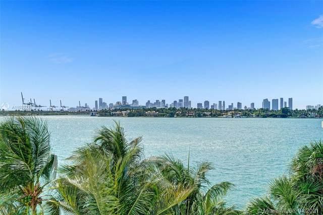 650 West Ave #408, Miami Beach, FL 33139 (MLS #A11022722) :: The Teri Arbogast Team at Keller Williams Partners SW
